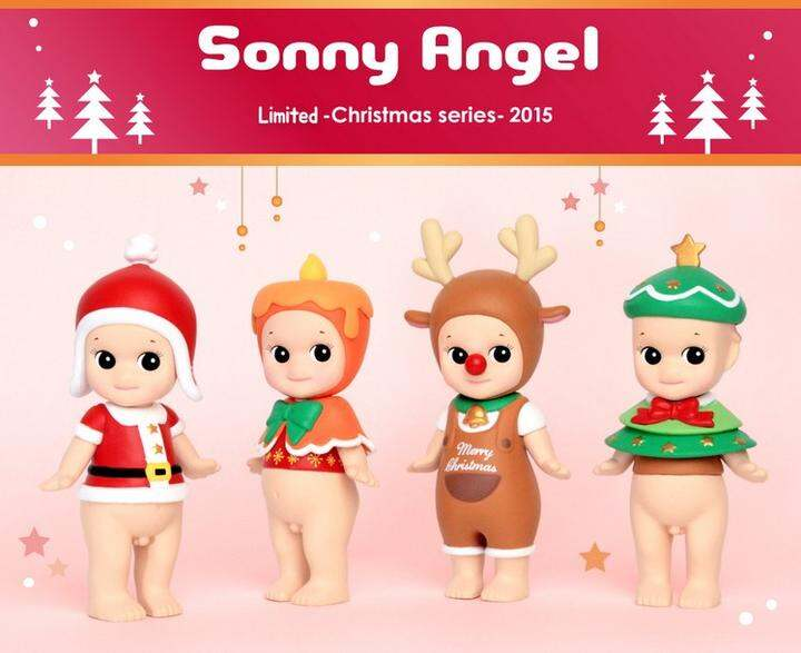 sonny angel2015万圣节